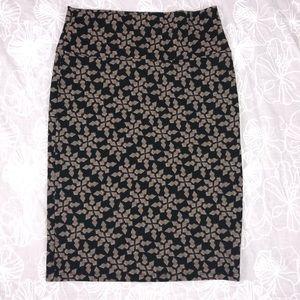 LuLaRoe Cassie pencil Skirt Size Small